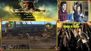 (EP.2) PIRATAS DEL CARIBE: La Leyenda De Jack Sparrow (CO.OP) PS2 / 2.0