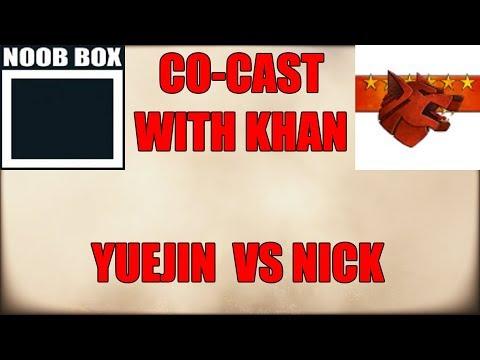 (PDX Tournament) Nicholas vs Yuejin Steel Division: Normandy 1944 co-cast #79 (with Khan)