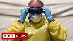 Coronavirus: Spain death toll tops 2,000 - BBC News