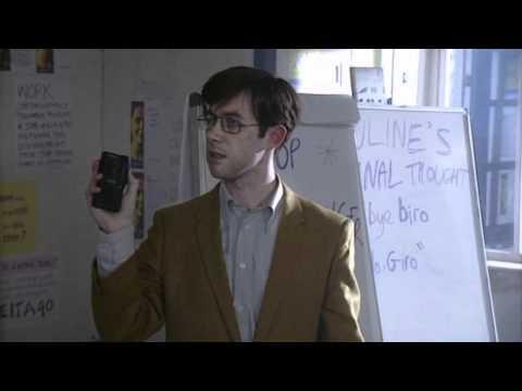 The League of Gentlemen - Pauline's workshop on self-esteem
