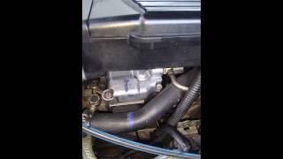 deuxieme video pour reglage de pompe injection e 39 tds