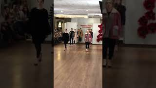 Fur fashion show with 2019 collection and Ukrainian People Magazine