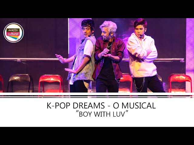 K-POP DREAMS, O MUSICAL -