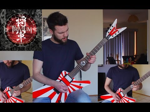 Throes of Perdition - Trivium guitar cover (All guitar parts) Epiphone MKH, Dean MKH ML