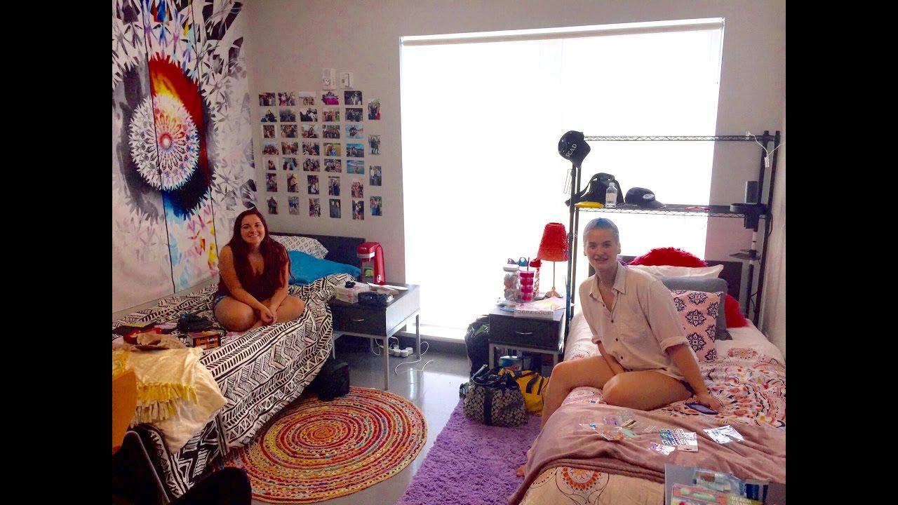Buys Dorm Room