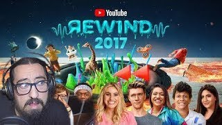 YouTube Rewind: The Shape of 2017 | REACTION