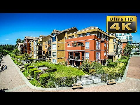 4K Quayside New Westminster British Columbia Canada