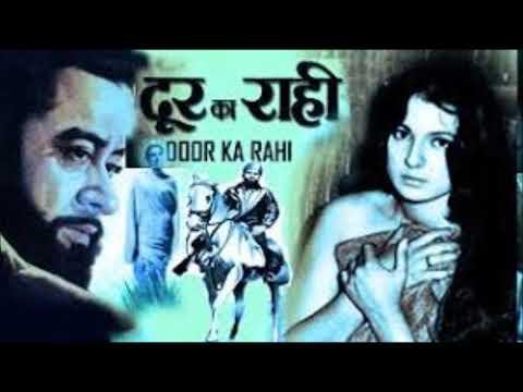 Kishore Kumar and chorus_Jeevan Se Na Haar (Door Ka Raahi; Kishore Kumar, A  Irshad; 1969)