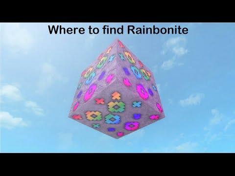 Azure Mines: The Best Way To Find Rainbonite