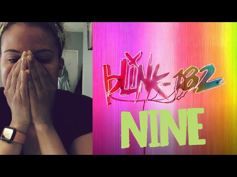 Blink 182 - Nine [REACTION]