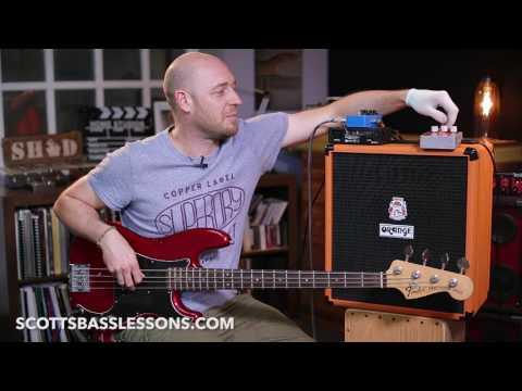GIVEAWAY: Electro Harmonix Micro Pog Giveaway + Orange Bass Combo Winner Announcement!