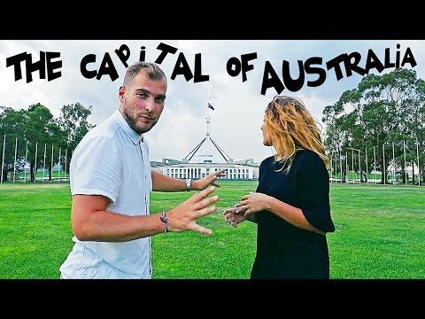 CANBERRA IS NOT A BAD PLACE  ❲VLOG 92❳