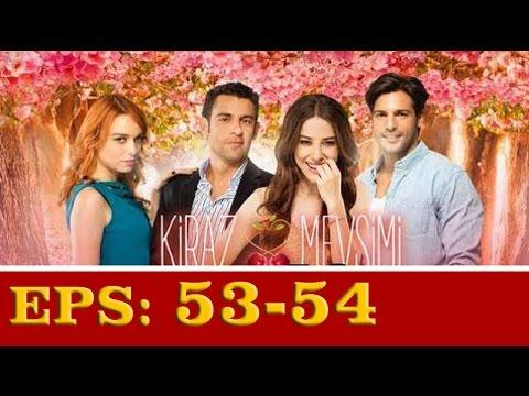 Cinta Di Musim Cherry Episode 53-54  || Bhs Indonesia