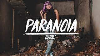 Whales & ggnoaa - Paranoia (Lyrics)