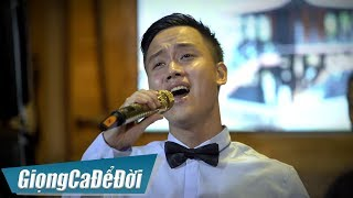 Giã Bạn Đêm Trăng - Thái Hiệp | GIỌNG CA ĐỂ ĐỜI