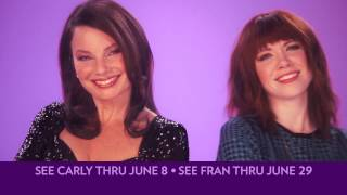 Last Chance to see Carly Rae Jepsen and Fran Drescher | CINDERELLA on Broadway