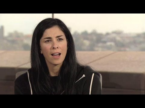 Sarah Silverman - Interview at Sydney Opera house