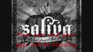Saliva - Ladies and Gentlemen (+ Lyrics)