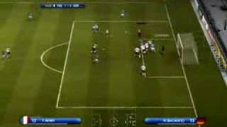France 5-0 Germany - EURO 2008 Demo - PS3