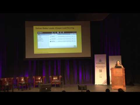 Daniela Becker-Russell | Sales Leader for Cloud CRM Solutions - Oracle | DDM Roadshow | DCU 2014
