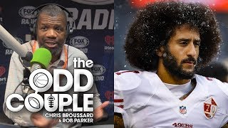 Chris Broussard & Rob Parker - Should Colin Kaepernick Consider Pulling Out of the NFL Workout?