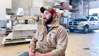 Workforce Wednesday #5 - Josh Slane - Industrial Craftsman