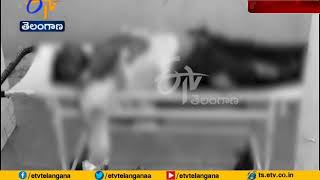 Road Accident at Palacharla | Two Dead After Bus Rams into A Two Wheeler