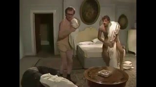 The Dishy Vicar Nude in Bed - with Another Man