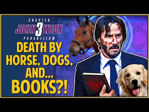 JOHN WICK 3 MOVIE REVIEW - Double Toasted
