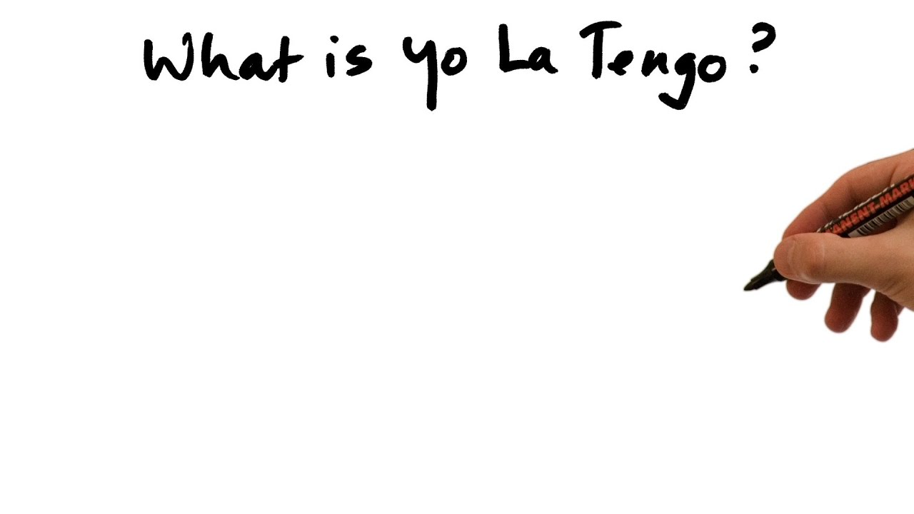 "Yo La Tengo - ""Is That Enough"" OFFICIAL VIDEO"