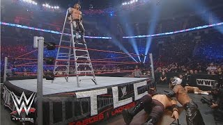 WWE Network: Edge vs. Kane vs. Rey Mysterio vs. Alberto Del Rio: WWE TLC 2010