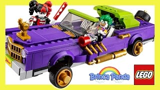Lego 70906 The Joker Notorious Low Rider The Lego Batman Movie