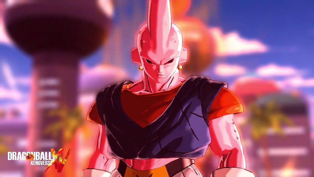 Download SUPER BUU ABSORBS VEGITO | Dragon Ball Xenoverse Ultimate Gameplay [Episode 92]
