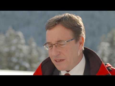 Hub Culture Davos 2017 - Achim Steiner, Director of the Oxford Martin School