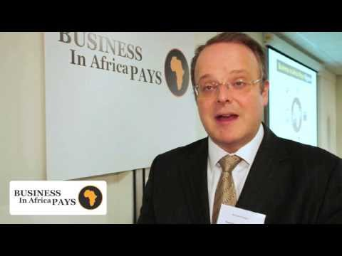 Richard Putley at Business in Africa Pays: Nigeria 2014