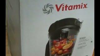 비타믹스 블렌더 E320 (Vitamix E320)
