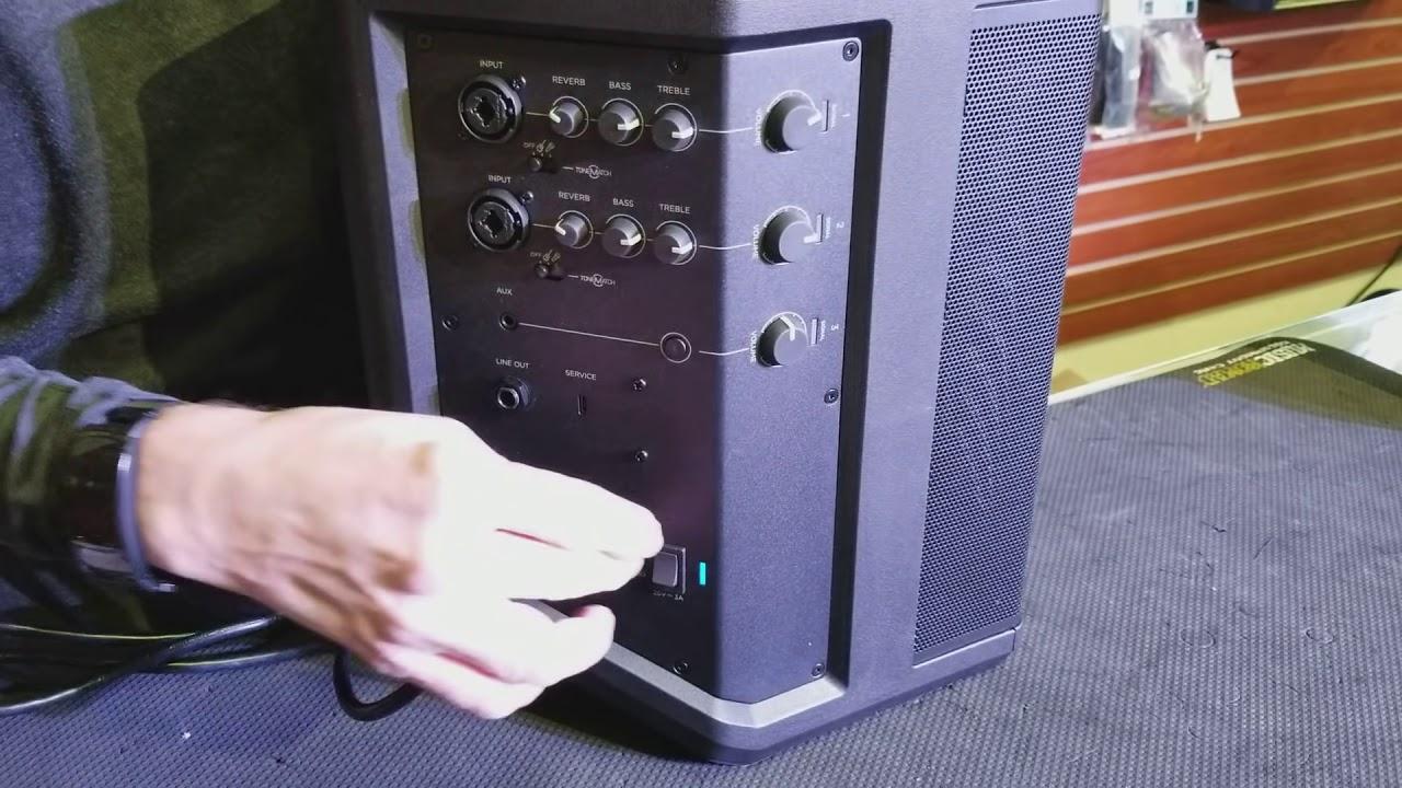 Bose S1 Pro Battery installation Video - Jirehsupplies