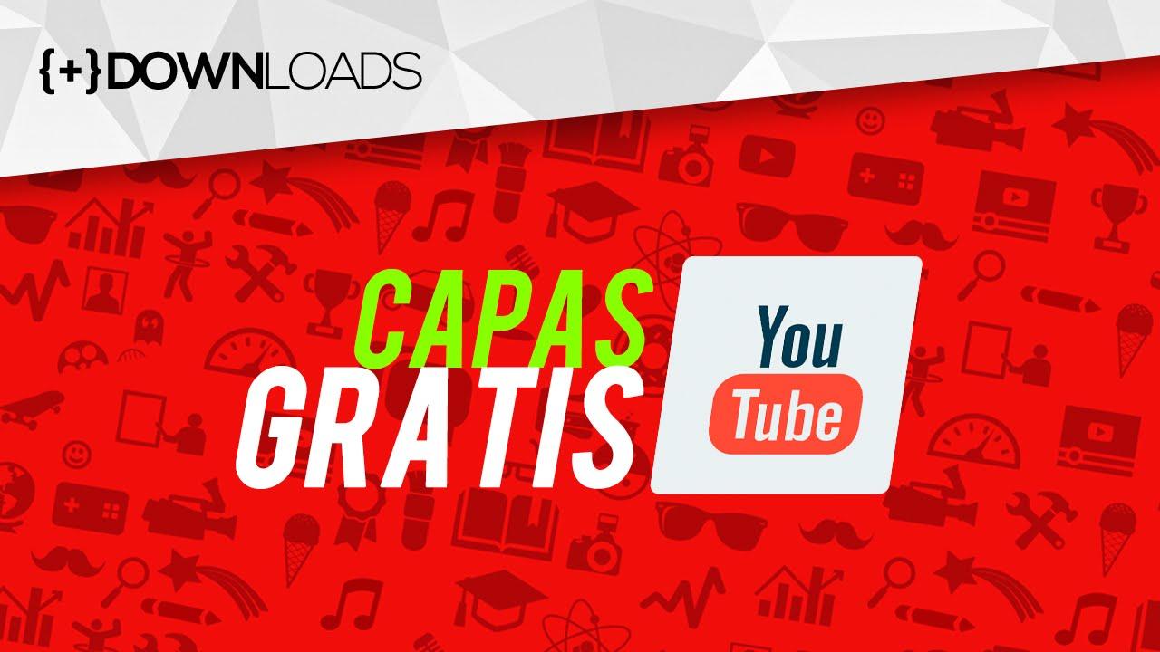 DOWNLOAD: Pacote Com Capas GRÁTIS Para YouTube (todos Os