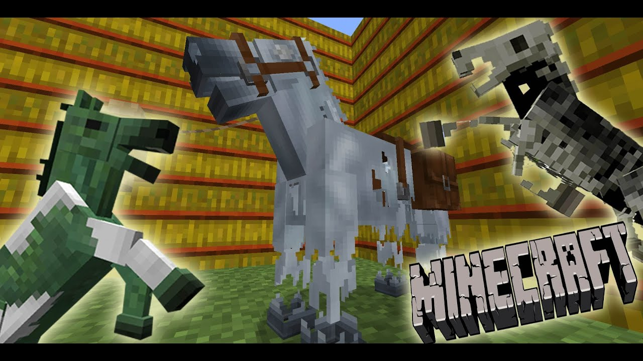 Horse Armor Minecraft