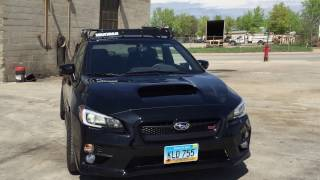 Yakima roof rack for 2015 subaru STi