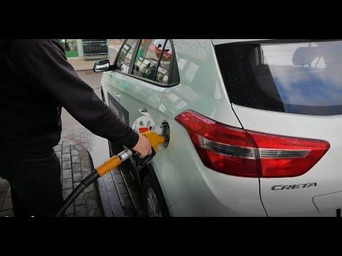 Тест для Hyundai Creta 1.6. Сколько проедет на полном баке