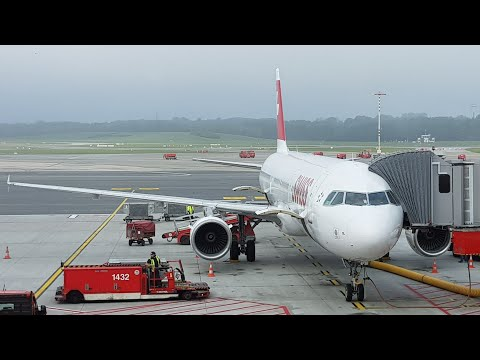 Flight Report|Swiss A321 Hamburg-Zurich
