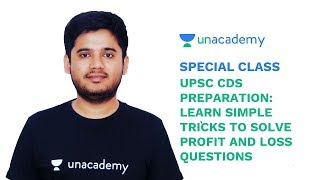 Special Class - Learn Simple Tricks to solve Profit & Loss Questions - Abhishek Pandey