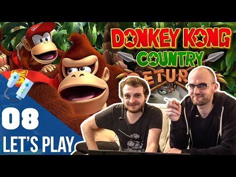 Let's Play - Donkey Kong Country Returns #8 (FR) (Wii)