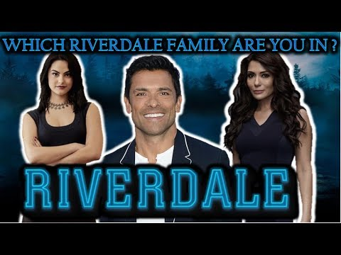 WHICH RIVERDALE FAMILY DO YOU BELONG IN?