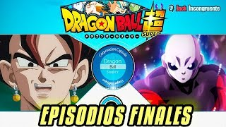 Grabación Final de Dragon ball Super 131 VEGETTO ULTRA INSTINTO VS JIREN
