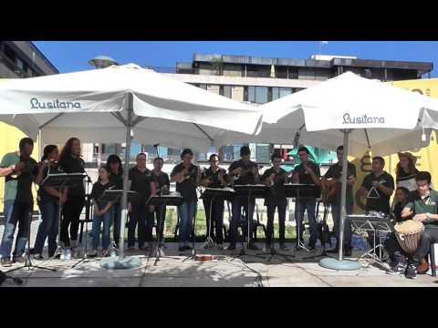 """Grupo de Cavaquinhos A.C.Mujães - """"Havemos de ir a Viana"""""""