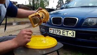 Обзор топливного бака BMW e46