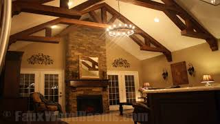 What Is A Faux Wood Beam? | Faq's Answered