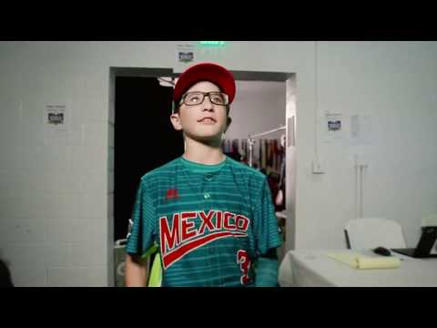 LLWS 2017 - 21 Questions: Diego Diaz, Team Mexico